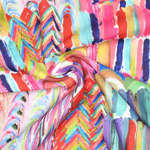 tessuto stampato nylon